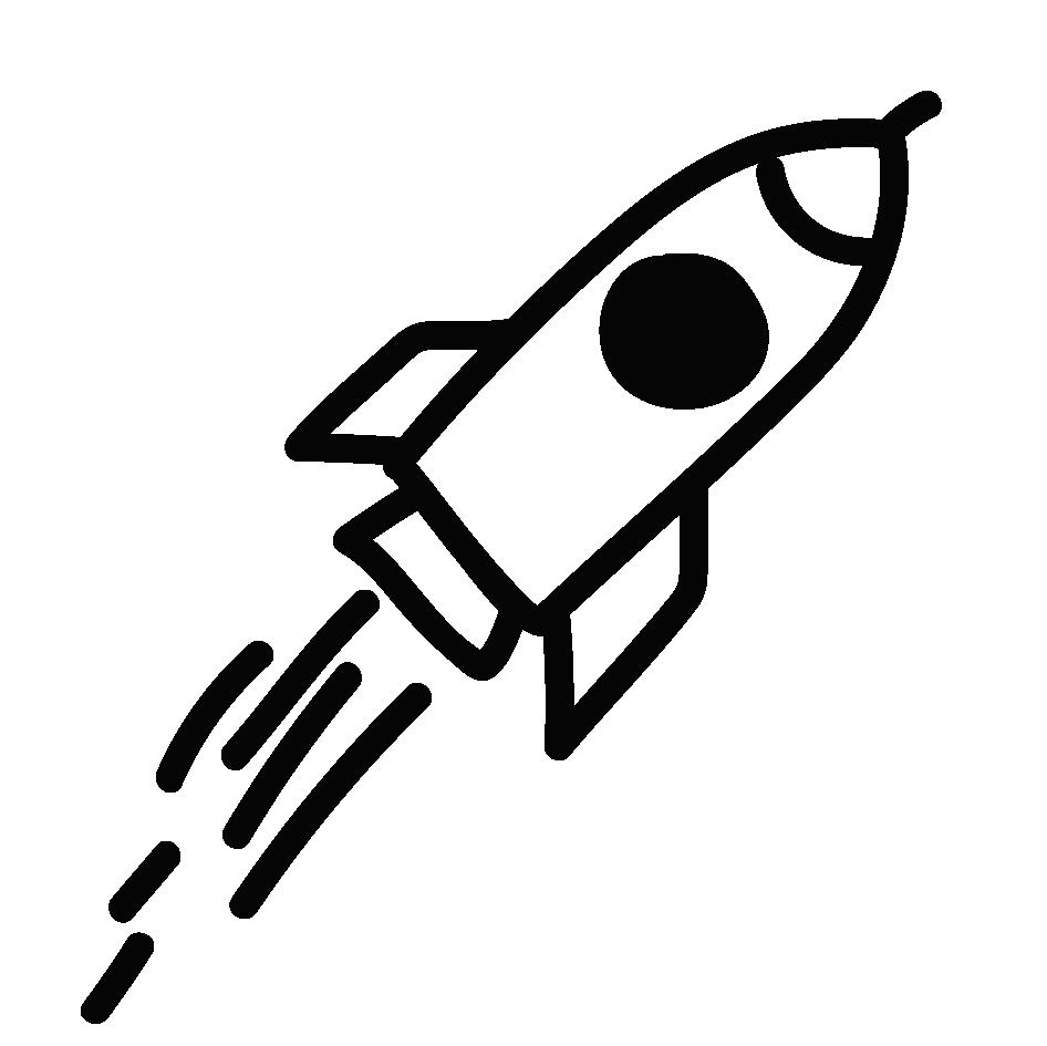 Icon Rakete