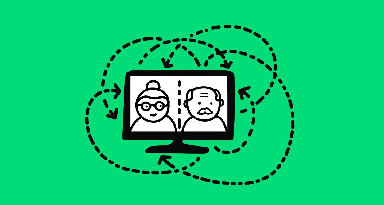 Digitale Beteiligung Senioren