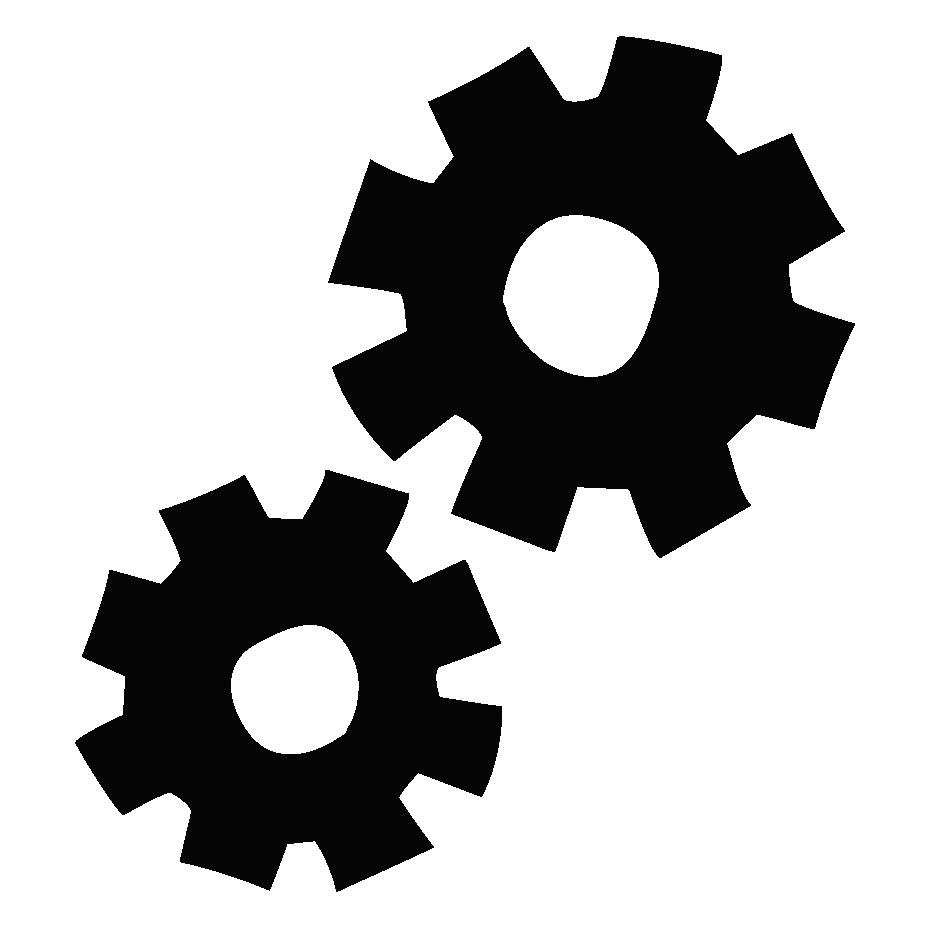 Icon Zahnraeder